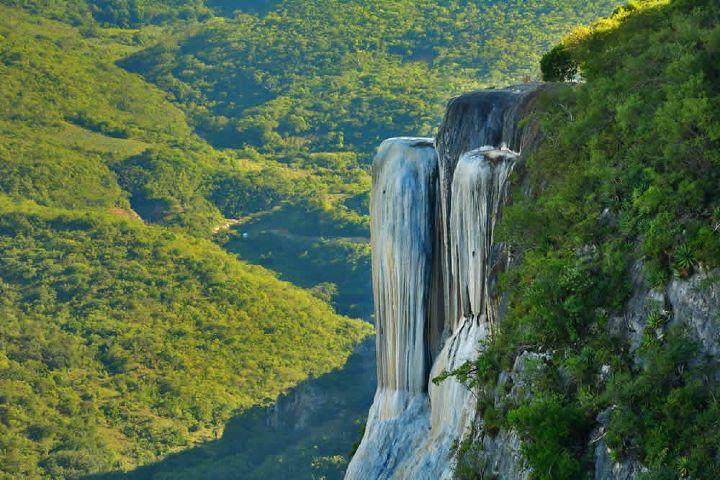 TuriMéxico Foto: Cascadas de hierve el agua