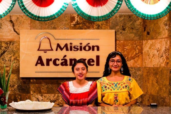 Hotel Misión Arcángel Puebla. Foto: Hotel Misión Arcángel Puebla