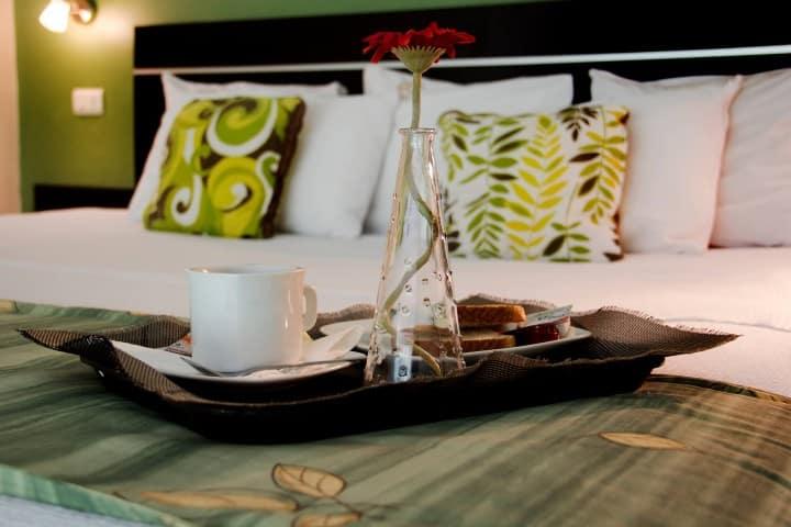 Hotel Misión Express Lagos. Foto: Hotel Misión Express Lagos