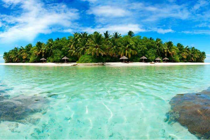 Isla Maldiva de Vaadhoo.Foto.Los mejores destinos turísticos.2