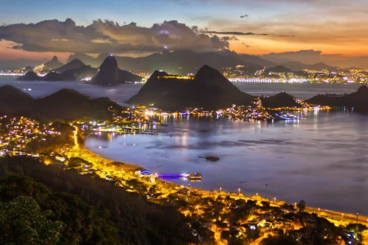 Los mejores atardeceres solo en Rio.Foto.Trenvista.3