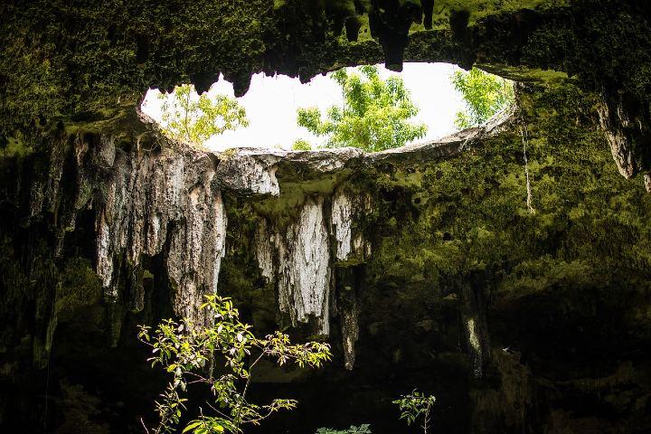 México cuenta con una gran belleza natural.Foto MarcTran