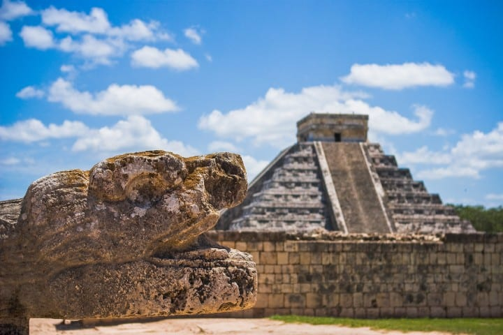 Mundo Maya. Foto: Marv Watson Foro Nacional de Turismo