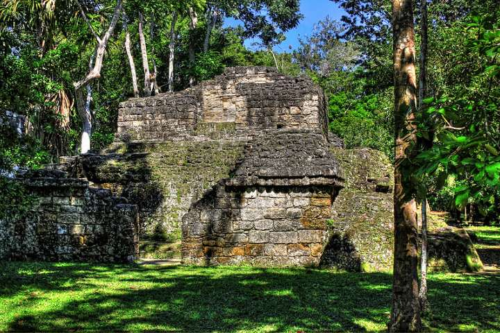 Mundo Perdido Guatemala. Foto: Daniel Mennerich