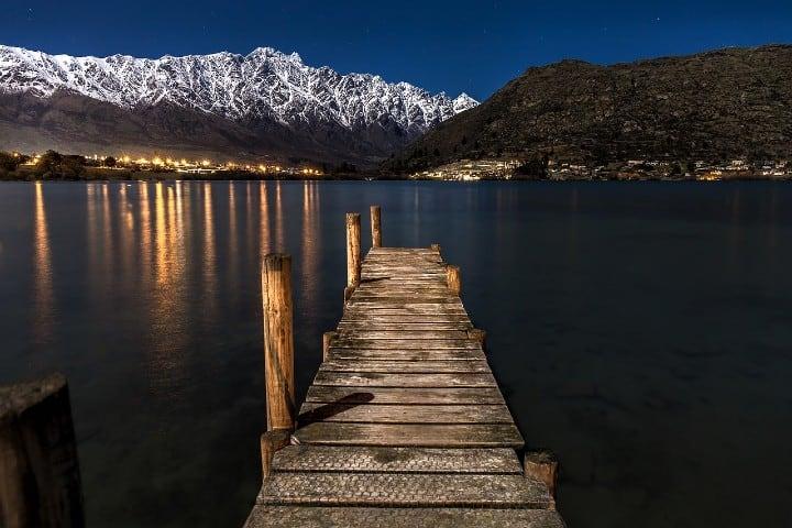 Nueva Zelanda es conocida mundial mente como un pais hermoso.