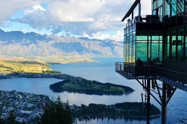 Nueva Zelanda uno de los paises mas hermosos de Oceanía. Foto cowins