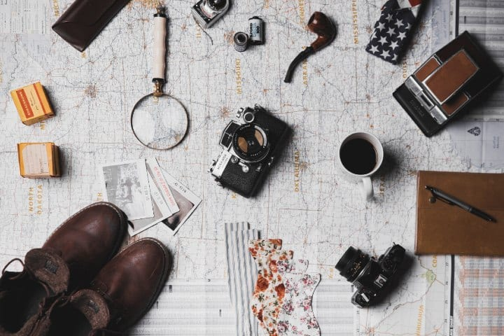 Planeación de viaje. Foto: Ian Dooley