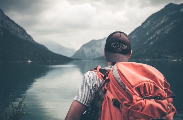 Plansee Austria. Foto: Philipp Kämmerer  Consejos para viajar gratis