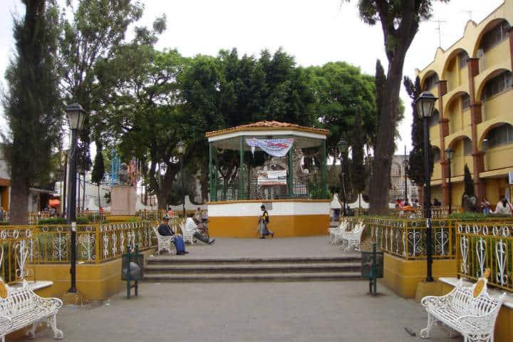 Plaza San Matías. Ciudad de México. Foto: Archivo 3