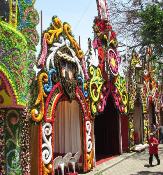 Portada. Martes de Pascua en Iztacalco. CDMX. Foto: Archivo