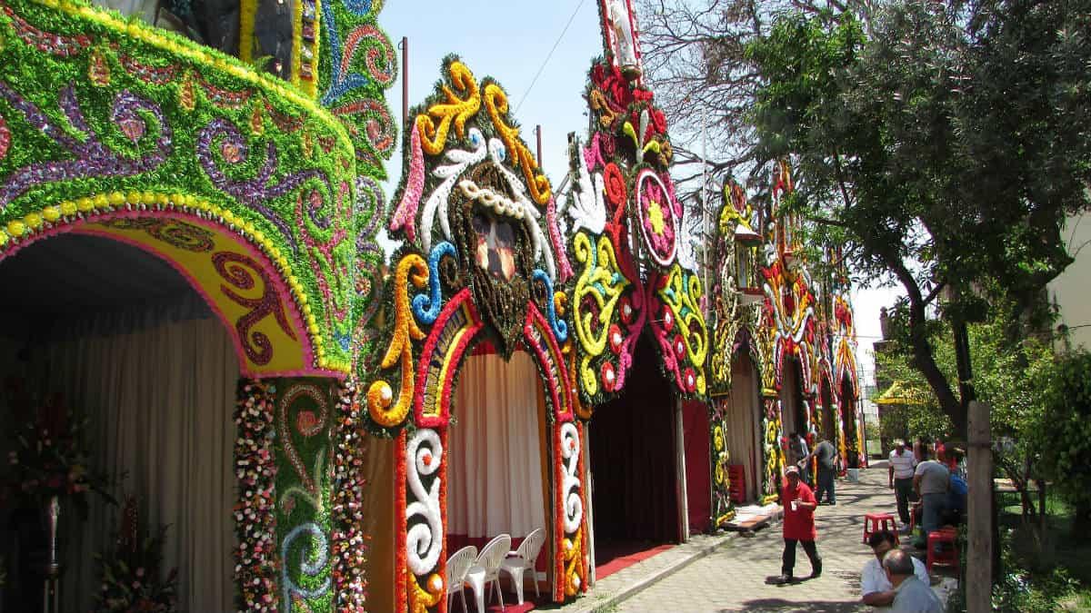 Portada. Martes de Pascua en Iztacalco. CDMX. Foto: Archivo 1