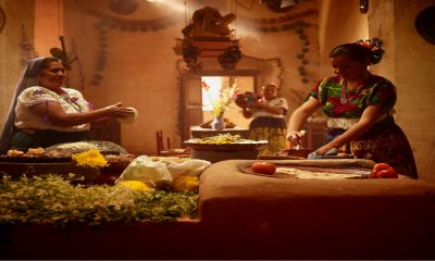 Portada.Encuentro de cocineras tradicionales en Michoacán.Foto.Pátzcuaro Noticias