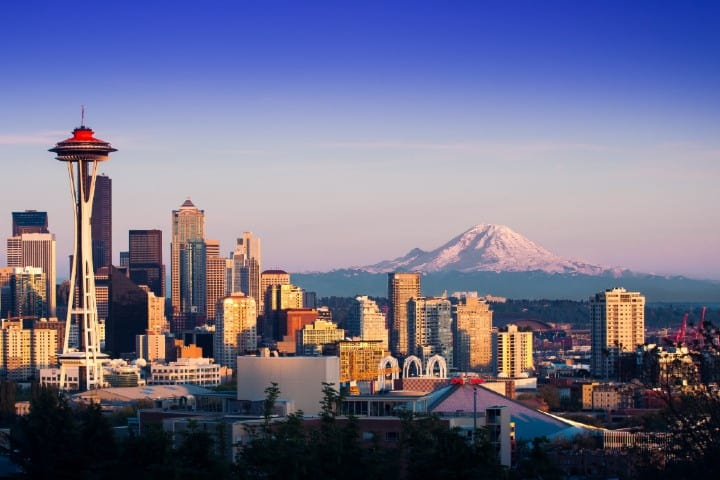 Seattle. Foto: MILKOVÍ
