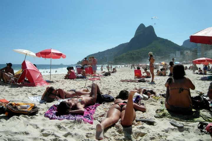 Sol playa y muchos bikinis.Foto.Werni.6