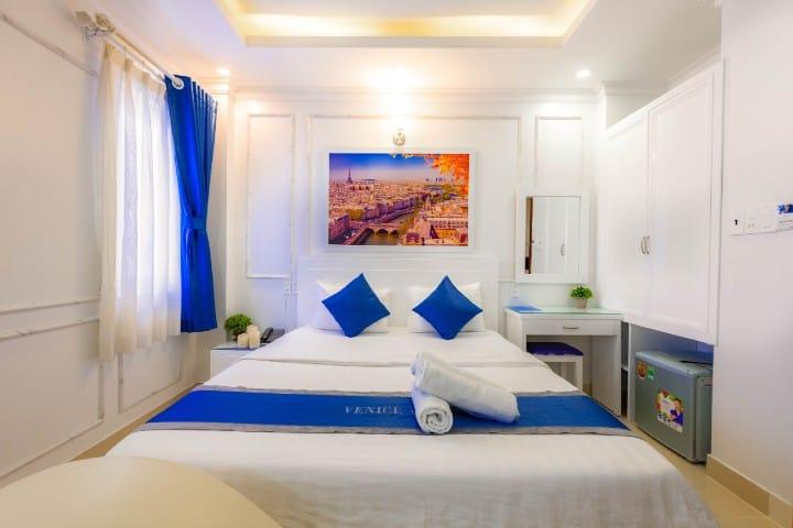 Venice hotel. Foto: VENICE HOTEL Consejos para viajar gratis,