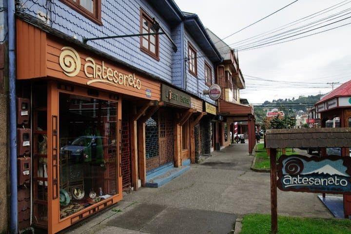 Isla grande de Chiloé en Chile. Foto: Archivo