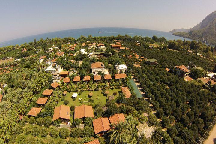 Villa lukka Foto: Villa de Çıralı