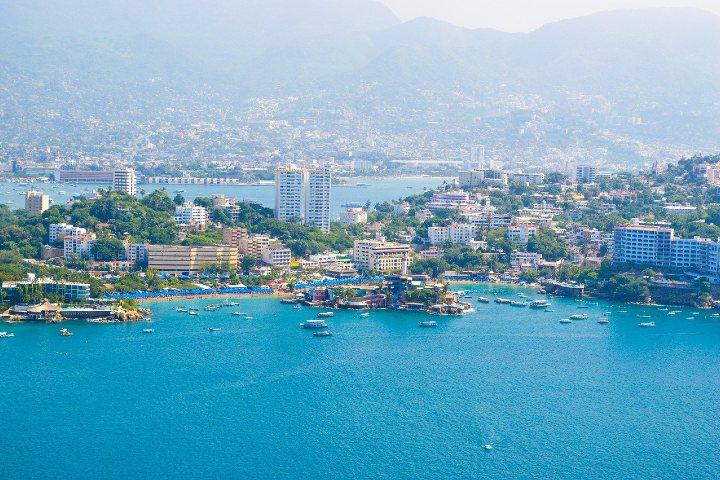 Acapulco Guerrero. Foto: Darvin Santos