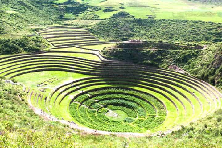 Algunas ruinas incas del Valle Sagrado en Cuzco son tan mágicas que parecen ser mensajes para extraterrestres Foto Willka Travel