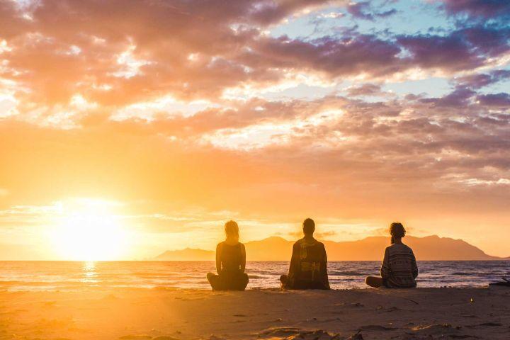 Experiencia joven Foto: Los amanecers en la Bahía de San Blas son sublimes.