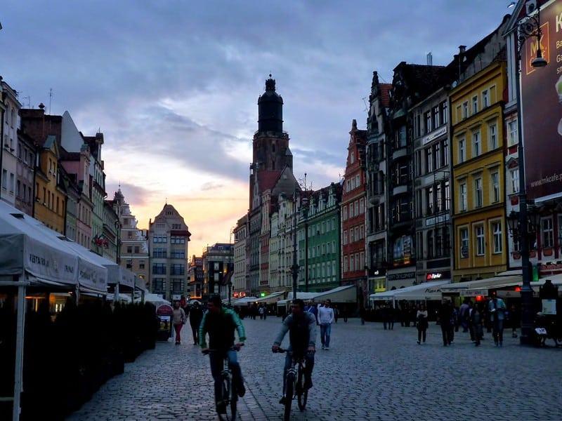 Breslavia es un lugar pacifico en donde podras pasar unas grandes vacaciones. Foto JuanZaF