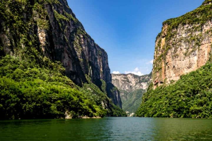 Cañón del Sumidero Foto SSWE