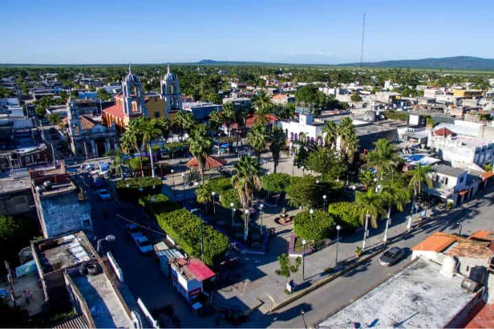 Centro de San Blas Foto San Blas Riviera Nayarit