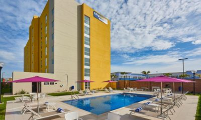 City Express Hotel. Foto: Rosarito Beach Baja