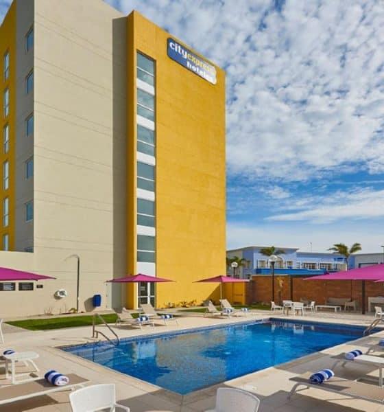 City Express Hotel. Foto: Rosarito Beach Baja