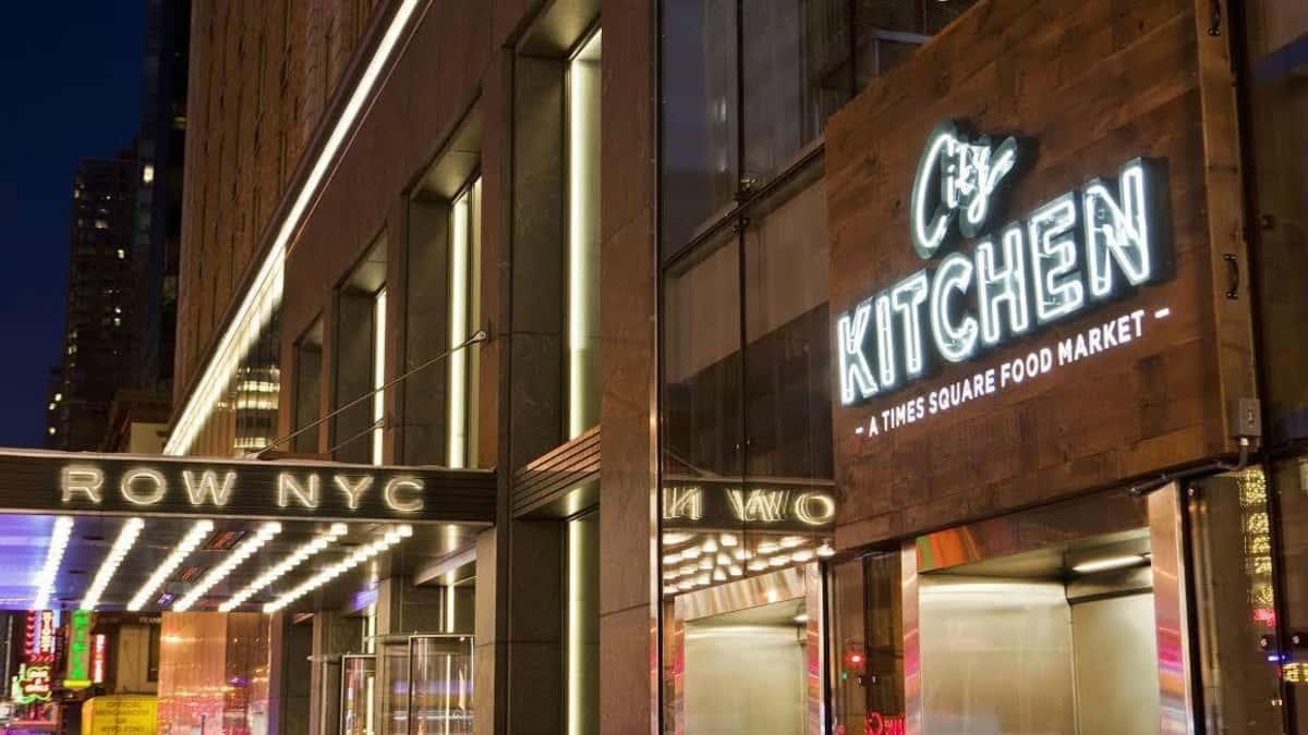 City Kitchen Row NYC. Foto: Hospitality Online