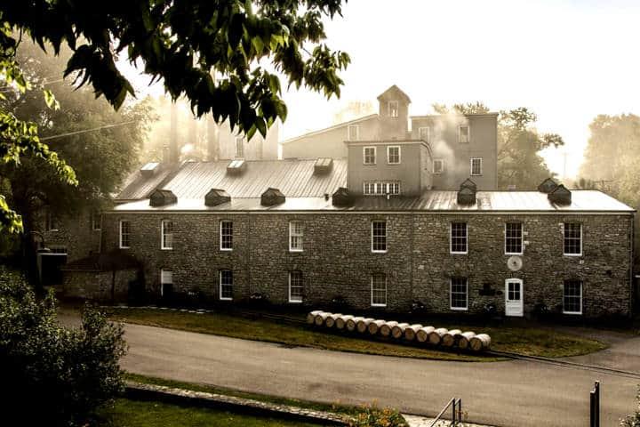 Conoce las destilerías más antiguas de vorubon de Kentucky Foto Chilled Maganzine