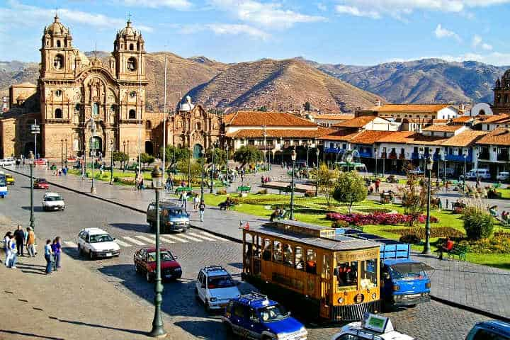 Qué visitar en Cusco Perú
