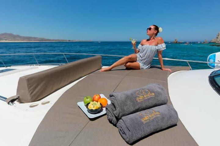 Disfrutar de altamar Foto Cabo Sailing