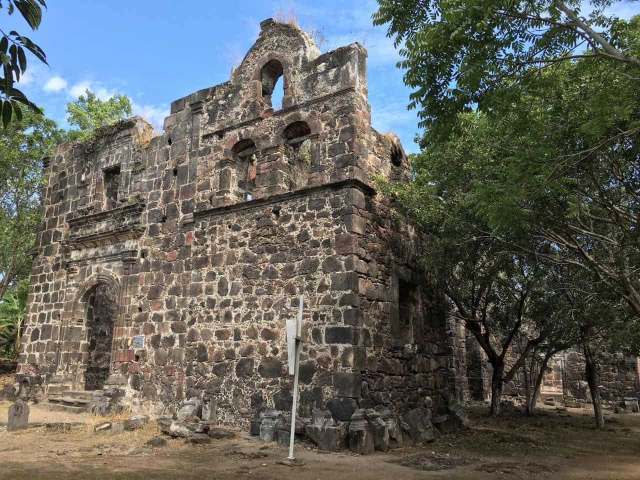 El Templo de la Virgen del Rosario Foto San Blas Riviera Nayarit