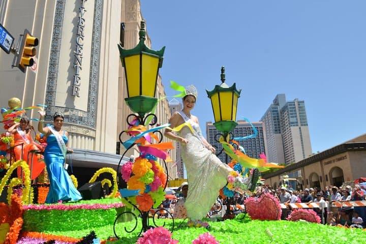 Feria de San Antonio Texas. Foto: The Window Seat