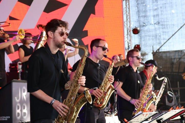 Festival de Jazz. Foto: Peter Okwara