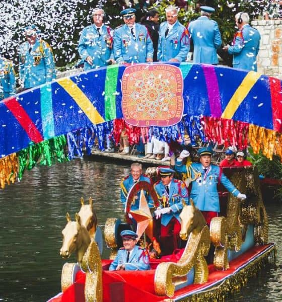 Fiesta San Antonio, Texas. Foto: Where Traveler