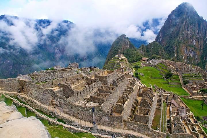 Machu Picchu. Foto Francisco Vera