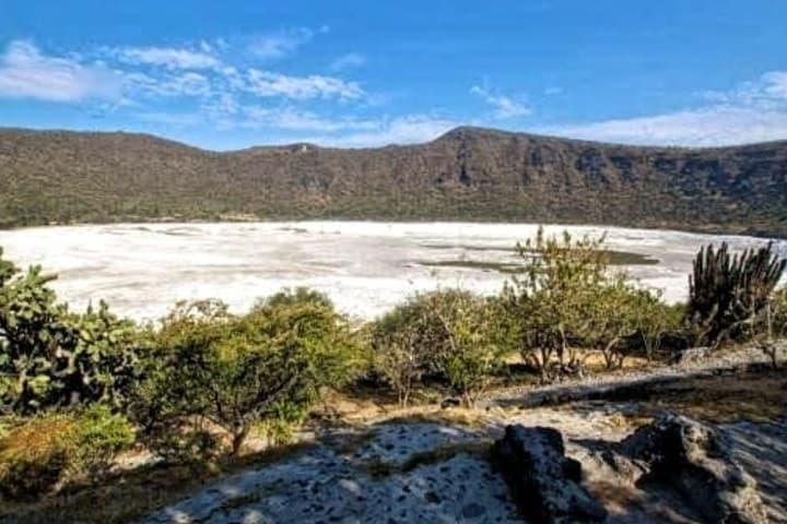 Foto valle de santiago luminaria 2