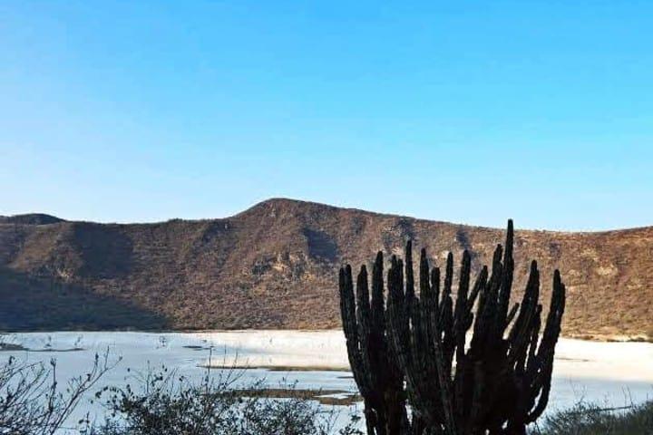 Foto valle de santiago luminaria