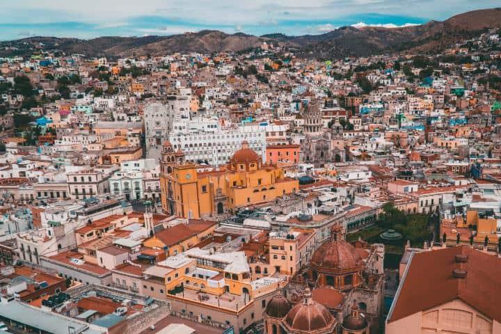 Guanajuato. Foto: Dennis Schrader