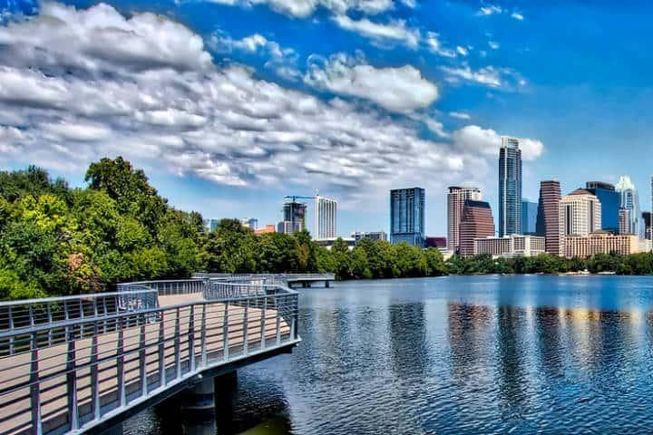 Hike & Bike Trail para tu recorrido en bicicleta por Austin Foto sbmeaper1