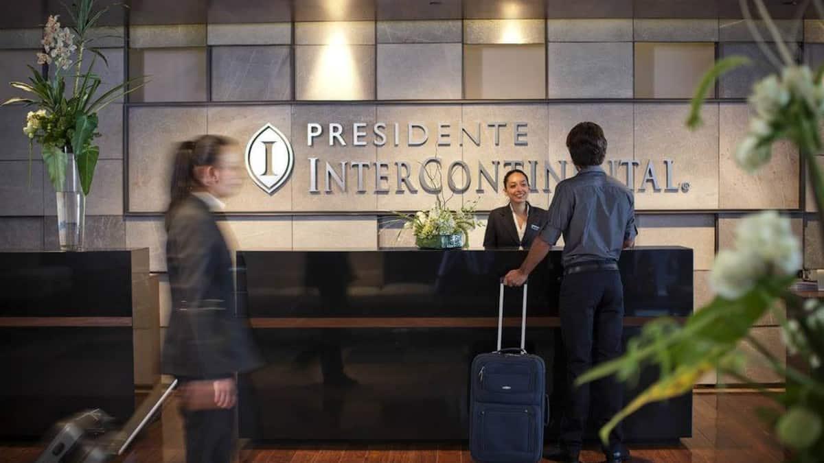 Hotel Presidente Intercontinental Santa Fe. Foto: InterContinental Presidente Santa Fe Mexico