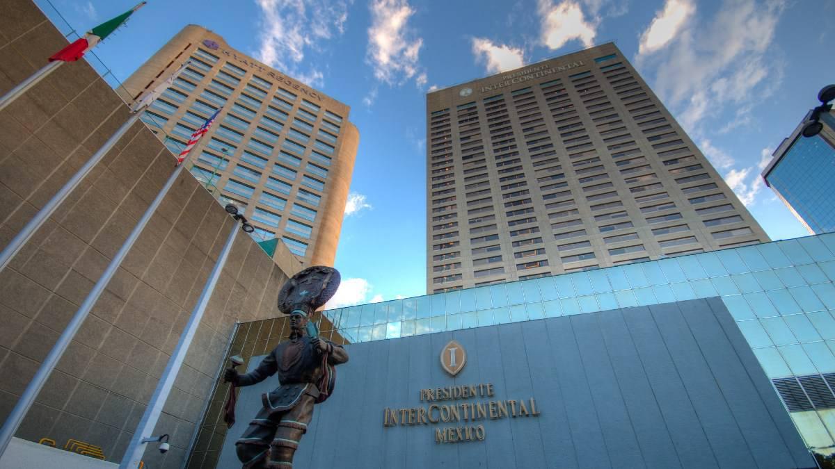 Hotel presiente México. Foto: Ap0013