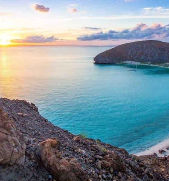 La Paz Baja California. Foto: Viva Aerobus