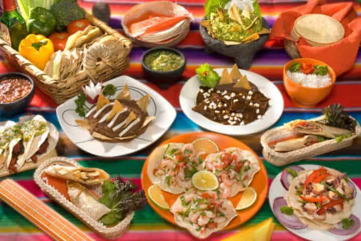 La comida mexicana tiene su propia historia Erik Eduardo Rodríguez Bernal
