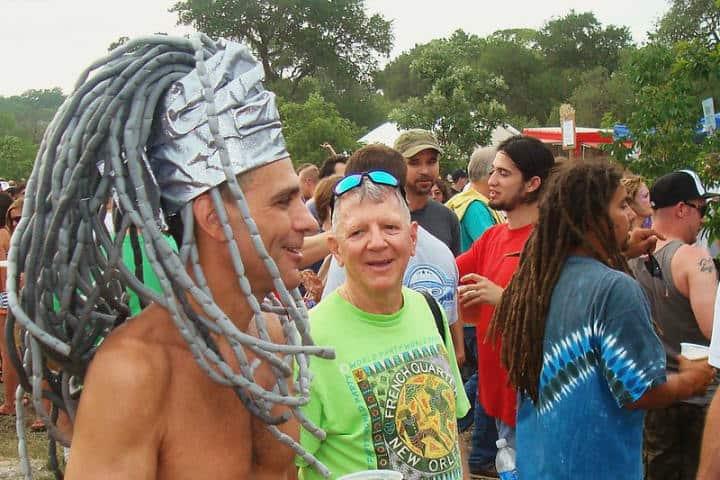 Las personas en Austin se saben divertir Foto Alan