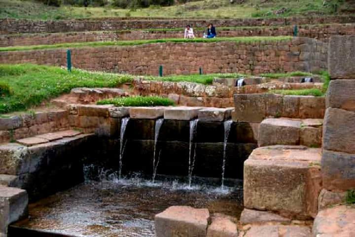 Las ruinas de Tipon son poco conocidas y son hermosas Foto Willka Travel