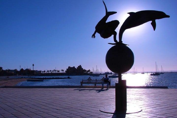 Malecón La Paz. Foto: Hector Guerrero