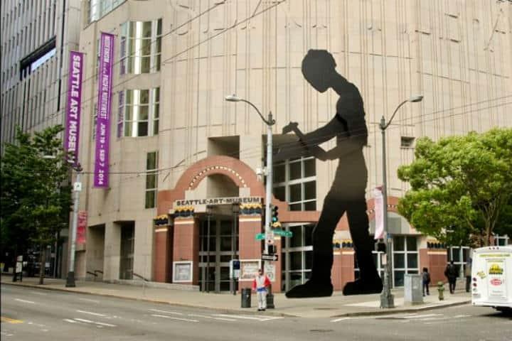 Museo de Arte de Seattle Foto Nómada